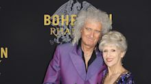 Queen's Brian May says wife Anita Dobson saved him after heart attack