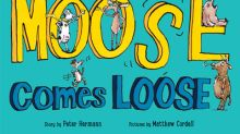 Actor And Writer Peter Hermann Publishes First Children's Book, IF THE S IN MOOSE COMES LOOSE