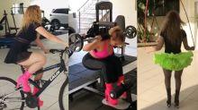 5 coisas que Joelma consegue fazer usando bota de salto e você não