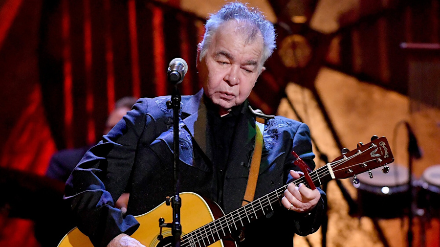 Singer-Songwriter John Prine Hospitalized in Critical Condition After Contracting Coronavirus
