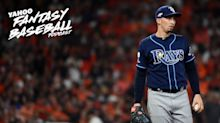 Fantasy Baseball Podcast: 2020 win total over/under best bets and Cy Young & MVP long-shots.