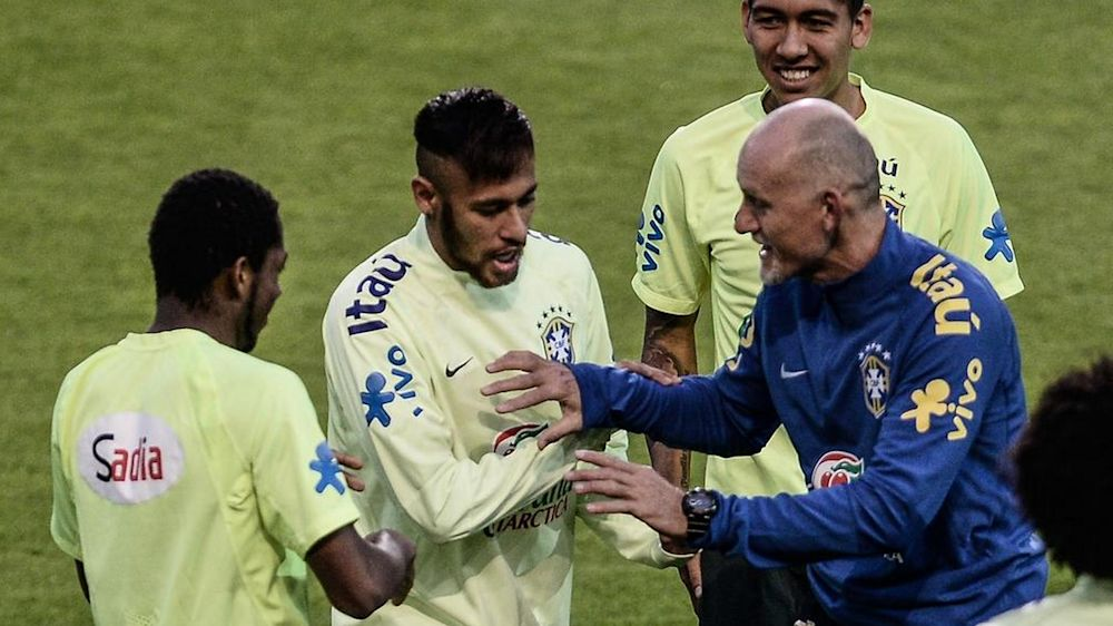 """Taffarel diz que Neymar é """"o pior inimigo que o goleiro pode ter"""""""