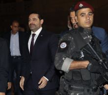 Lebanon's Hariri returns to Beirut amid resignation saga