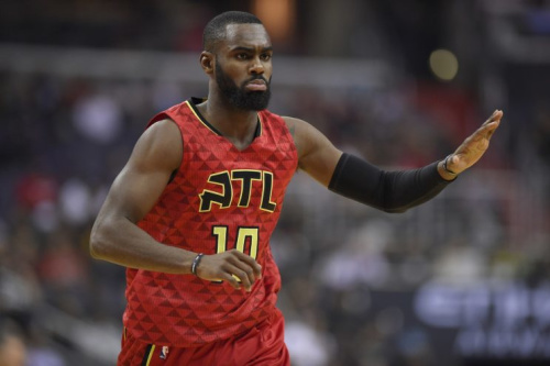 Tim Hardaway Jr. played for the Knicks from 2013-15. (AP)