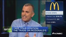 McDonald's cut to equal-weight at Stephens