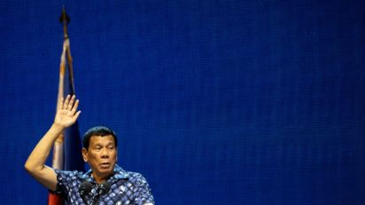 Bulwark against Duterte falls in Philippines vote: final results