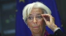What to Watch: Lagarde's first ECB meeting, Aramco surge, Ocado and Superdry sales