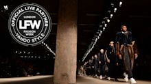 Live from London Fashion Week Men's June 2017: All the catwalk, backstage and FROW action