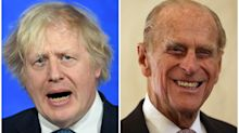 'An extraordinary life': Boris Johnson leads world leaders' tributes to Prince Philip