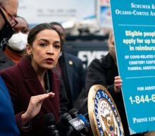 'An indefensible system': AOC leads calls to abolish police after Daunte Wright killing