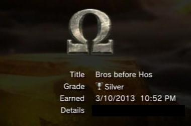 Controversial God of War: Ascension trophy altered in upcoming patch