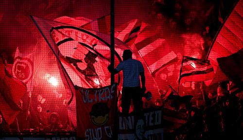 2. Liga: Düsseldorf: 22.500 Euro Strafe, aber kein Teilausschluss wegen Pyrotechnik