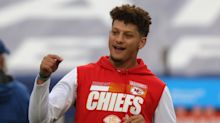 Patrick Mahomes advocates for the Kansas City Raptors ahead of 2021 season