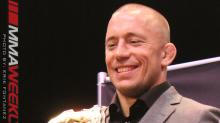 Dana White Confirms Georges St-Pierre Has Signed for UFC Return
