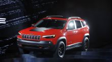 Jeep updates Cherokee compact SUV to compete in hot market