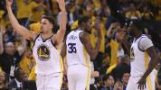 Warriors onto the next one as Spurs bow out