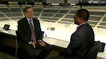 1-on-1 with Penguins CEO David Morehouse