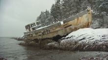Frustration grows over derelict boat rusting away on South Shore