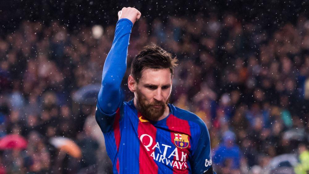 Enthüllt: Messi-Jubel galt krebskranken Kindern