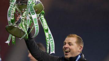 Neil Lennon hails Fraser Forster as Celtic revel in 10th successive trophy win
