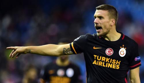 """Süper Lig: Podolski: """"Ich hoffe, Gala-Fans vergessen mich nicht"""""""