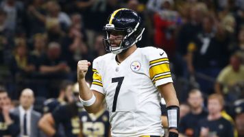 Steelers, Big Ben agree to contract extension