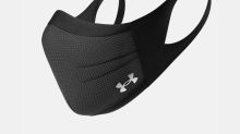 For a limited time, you can purchase 2 of Under Armour's popular UA Sportsmasks for $40