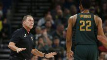 Stifling defense helps Michigan State's Tom Izzo finally break losing streak against North Carolina
