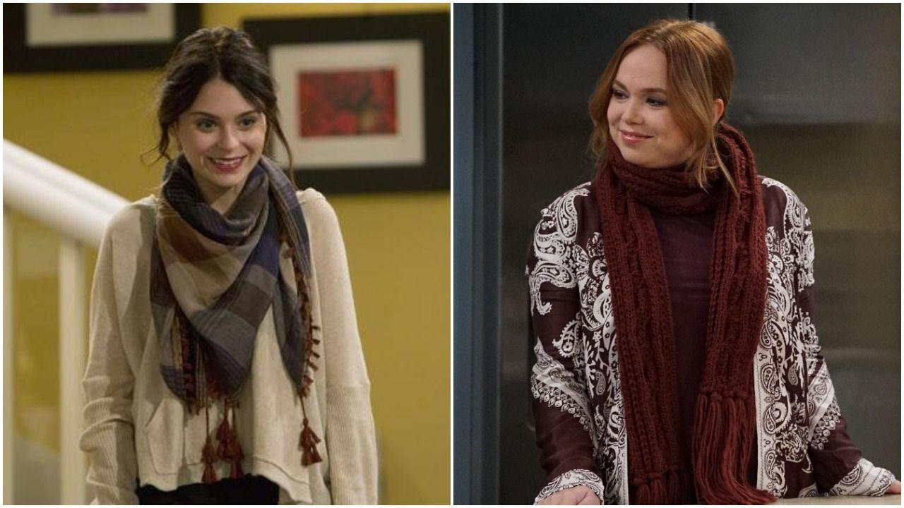 <p>Behold: another <em>Last Man Standing</em> switch-up! Kristin was played by Alexandra Krosney during the show's first season before being replaced by Amanda Fuller. Honestly, the only thing these two have in common is a love for wearing insanely giant scarves indoors.</p>