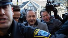 Kevin Spacey Sexual Assault Case Dropped in Nantucket