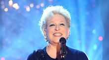Bette Midler to sing Mary Poppins Returns song at Oscars ceremony