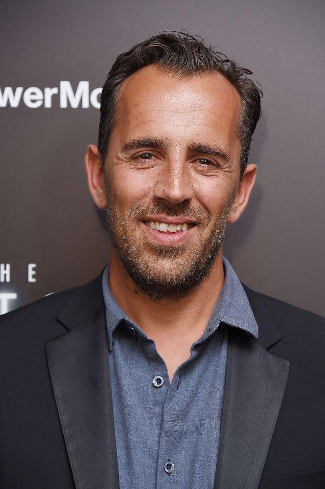 <em>The Dark Tower</em> director Nikolaj Arcel at the film's New York City premiere.