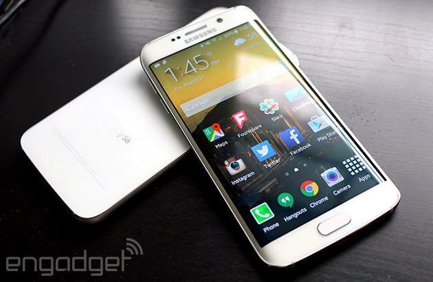 Samsung's Galaxy S6 Edge is ridiculously expensive to make