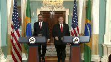 EEUU y Brasil promoverán el desarrollo del sector privado en la Amazonía