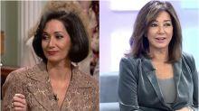 Ana Rosa Quintana cumple 65 años: así ha cambiado su imagen desde que debutó en Telecinco