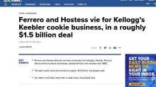 Ferrero nei front runner su acquisto biscotti e snack da Kellogg's