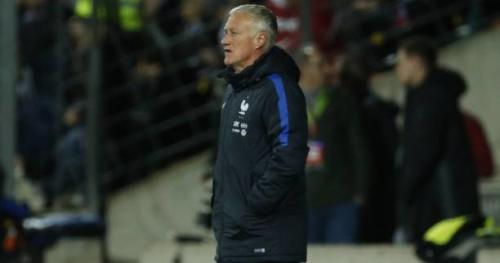 Foot - Bleus - Didier Deschamps : «C'est plutôt positif»