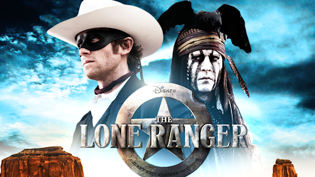The Lone Ranger MovieReview