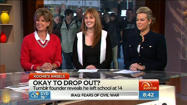 Kochie's Angels - May 22