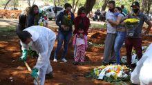 Brasil tem mais de 1 mil mortes diárias por coronavírus pela primeira vez em 2 semanas