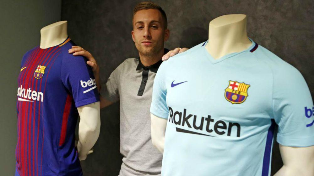 Deulofeu se estrena como goleador en el Camp Nou