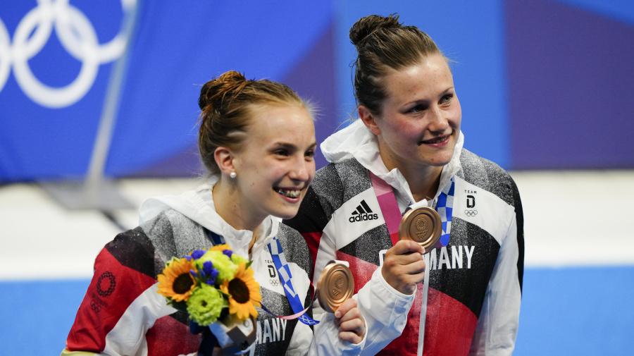 Olympische Sommerspiele: 2. Wettkampftag am 25. Juli im Überblick