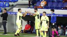 Foot - ESP - Atlético - Composition de l'Atlético de Madrid contre le Celta Vigo:Lemar titulaire, une paire Suarez-Costa en pointe