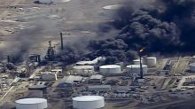 Study: Valve hole set off refinery blast, fire in Wisconsin