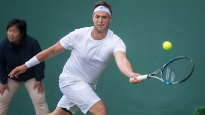 Marcus Willis one step away from reviving Wimbledon dream
