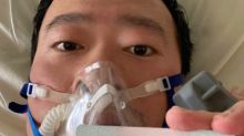 Chinese doctor silenced by police over outbreak warning diagnosed with coronavirus