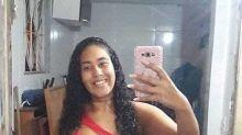Mãe de grávida desaparecida no Rio faz corrente de  orações pedindo que a filha seja encontrada