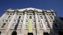 Ações italianas lideram ganhos na Europa com redução de temores relacionados ao déficit do país