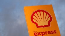 Greenpeace activists climb Shell North Sea platform saying 'clean up your mess'