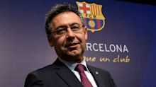 Barcelona president Bartomeu faces vote of no confidence after successful members' petition